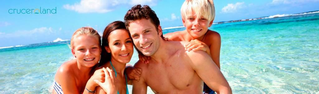 Los mejores cruceros para tus vacaciones en familia