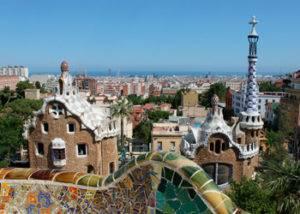 Barcelona parque Güel