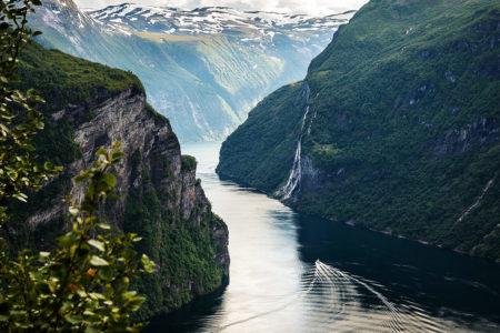 el mejor crucero por los fiordos noruegos