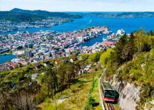 Bergen noruega crucero