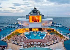 Crucero en el Golden Princes