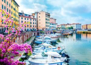 Livorno crucero por el Mediterráneo