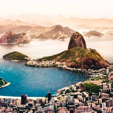 Crucero desde Rio de Janeiro, Cruceroland