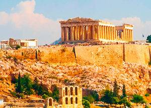 Crucero Atenas Grecia