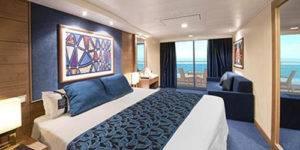 camarote con balcón crucero msc