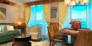 camarote suite crucero Disney Magic