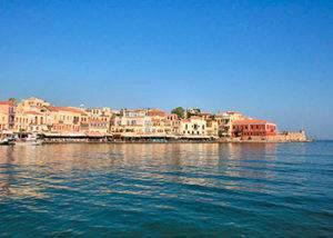 Canea crucero islas griegas