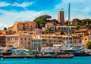 Canes crucero por el Mediterráneo