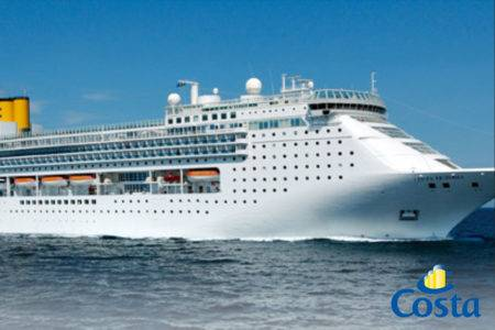 Victoria Costa Crucero