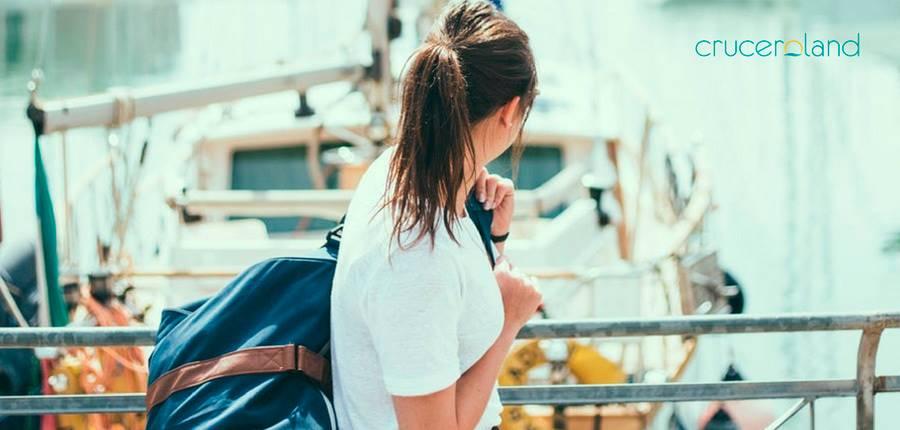 Que debemos llevar en el equipaje para viajar en crucero