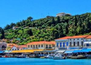 Crucero Katakolon Grecia