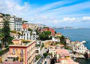 Crucero Nápoles Italia