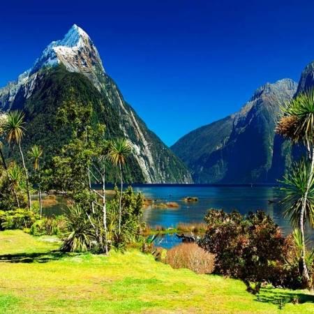 Crucero por Nueva Zelanda