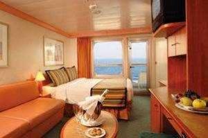 camarote en barco