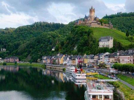 Crucero por Francia y Alemania por el Rin