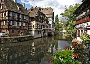 Crucero fluvial Estrasburgo, Francia