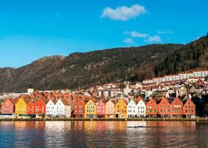 Crucero Noruega Bergen
