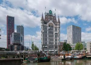 Crucero Noruega, llegada Rotterdam