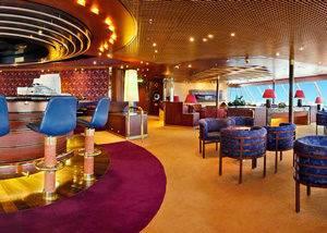 Cafetería crucero MS Rotterdam
