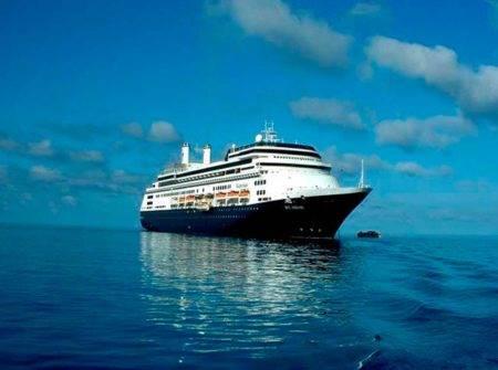 Crucero Rotterdam Holland America Noruega