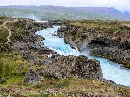 Crucero expedición junio volcanes Islandia