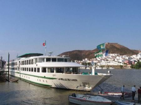 Crucero fluvial Andalucía MS Belle de Cadix