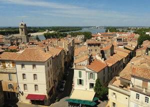 Crucero fluvial por el Rodano y Saona, Arles