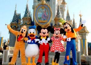 Crucero a Disney World Florida, Estados Unidos