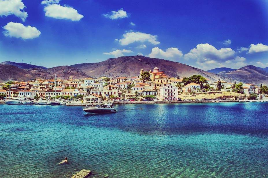 Los mejores destinos para visitar en un crucero a las islas griegas