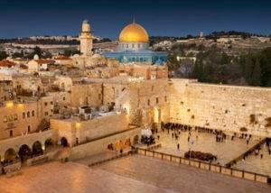 Mejor crucero para Jerusalén y Belén
