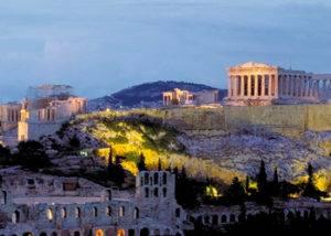 Mejor crucero por las islas griegas