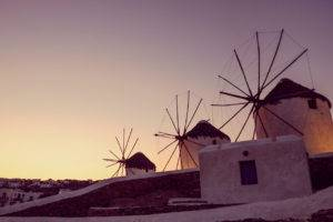 Crucero barato a las islas griegas Mykonos