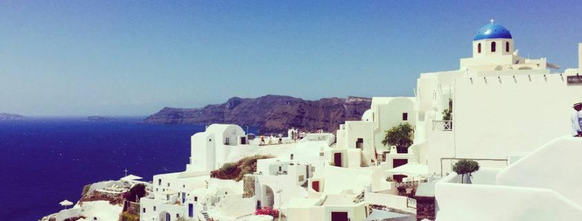 visitar Santorini grecia