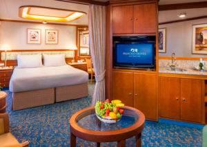 Suite crucero crown