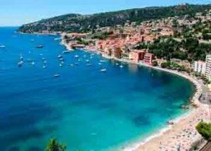 Crucero por la costa azul francesa
