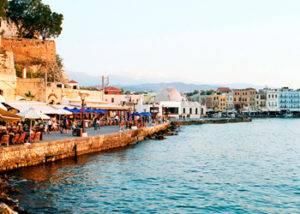 Crucero barato a las islas griegas