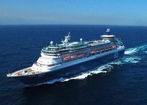 Barco Monarch Pullmantur, Crucero caribe