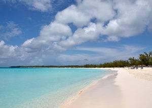 Crucero caribe Half Moon Cay, Bahamas