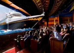 Actividades en el crucero disney magic