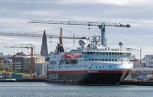 Crucero oferta junio Reikiavik, Islandia