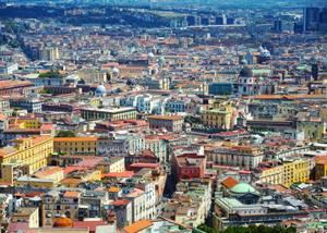 Crucero oferta Mediterraneo, Nápoles, Italia
