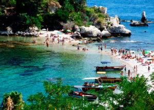 Crucero a Sicilia Italia