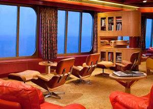Crucero Rotterdam biblioteca