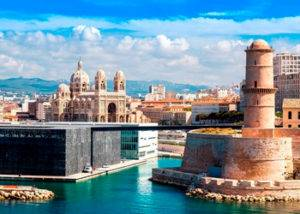 Crucero a Marsella Francia