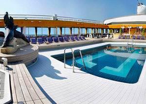 Piscina crucero Rotterdam