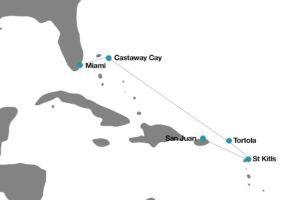 Crucero Disney por el Caribe