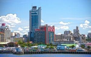 Cruceros a Maputo