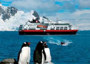 Crucero por la Antártida Cruceroland