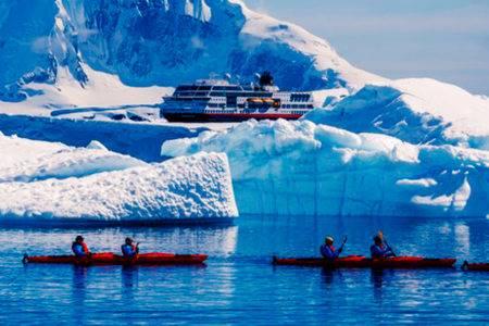 El mejor crucero a la Antártida en Cruceroland