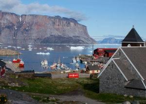 Crucero exploración a Groenlandia